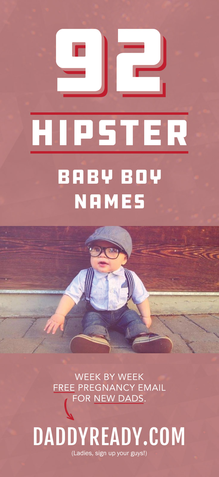 hipster baby boy names